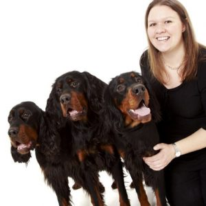 Jane and Gordon Setters