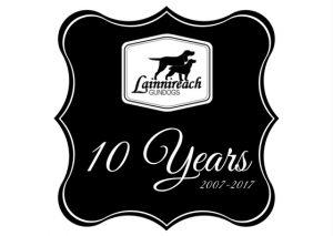 Lainnireach Gundogs 2007-2017 10 years