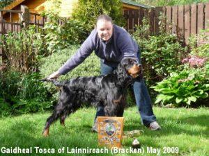 Bracken May 2009